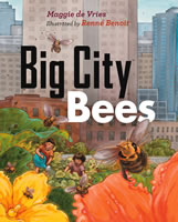 Big City Bees Choc Lily shortlist 2014