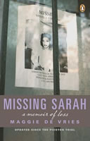 Mssing Sarah by Maggie de Vries